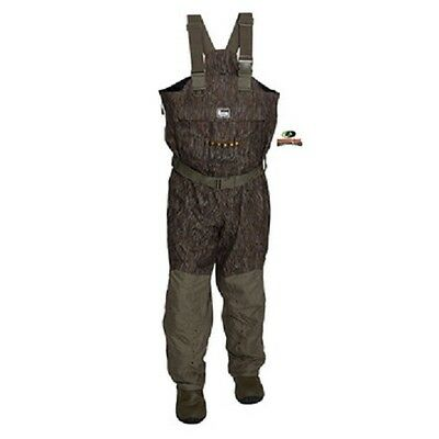 Banded Redzone Insulated Breathable Waders Bottomland Camo Size 12 King New!