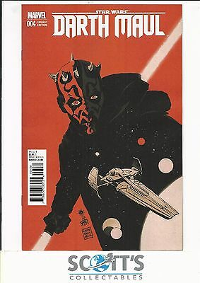 Star Wars Darth Maul   #4  New   (1:25 Francavilla Variant)