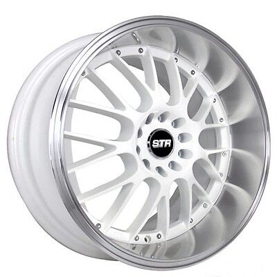 new 4 20 staggered str wheels 514 white jdm style rims 999 00 Jeep Cherokee 8 Inch Lift new 4 20 str 514 white wheels staggered jdm style rims