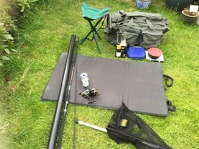 Joblot of Fishing Equipment.(Rod,Reel Etc.)