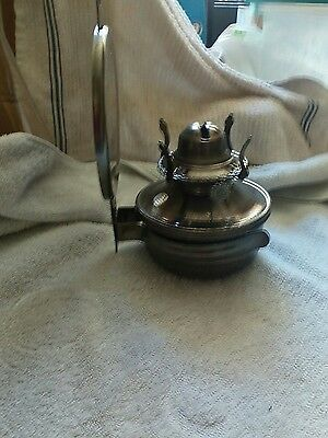 ship caotains brass kerocine lamp