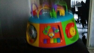 baby musical activity centre toy