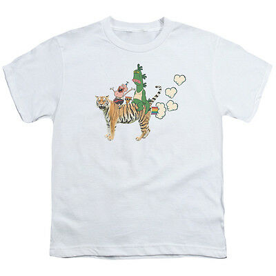 Uncle Grandpa Cartoon Characters THE GUYS Licensed BOYS /& GIRLS T-Shirt S-XL