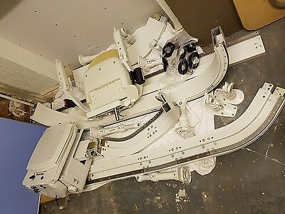 Acorn Stair lift (2 flights of stairs and a landing)