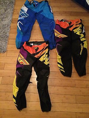 """Fly Motocross Pants 32 And 34"""""""