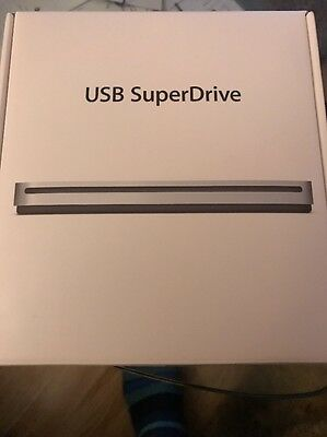 Genuine Apple Usb Superdrive