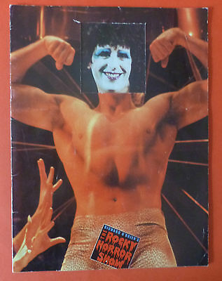 The Rocky Horror Show 1991 Programme * Richard O' Brien * Peter Blake