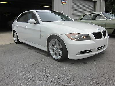 2008 BMW 3-Series LEATHER BMW 330