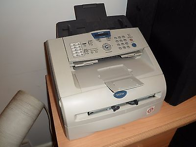 Brother 2820 Fax Machine and Copier . Full working Order Excellent condition