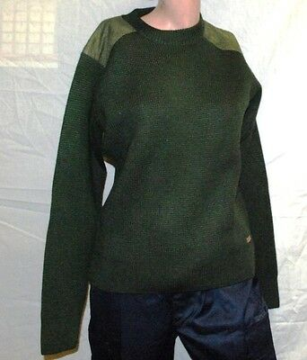 OUTDOOR/HUNTING EQUIPMENT BERETTA Man Green  Jumper NEW with tag