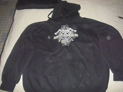 Lot de 3 sweat shirt à capuche gojira amon amarth