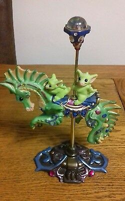 Pocket dragons - Dragon Rider - Rare Limited Edition of 3726 /5000