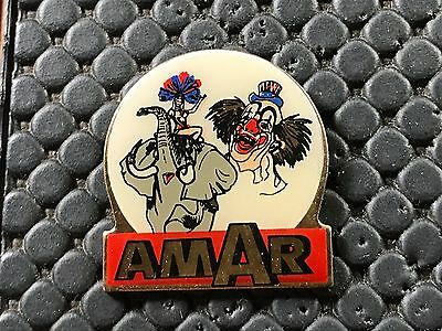 pins pin BD CIRQUE CIRCUS CLOWN AMAR ELEPHANT