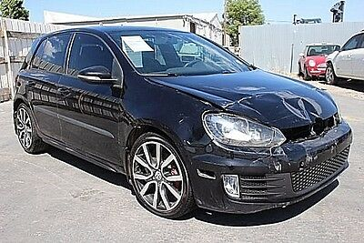 2014 Volkswagen Golf Drivers Edition 2014 Volkswagen GTI Drivers Edition Wrecked Repairable Economical Nice Project!