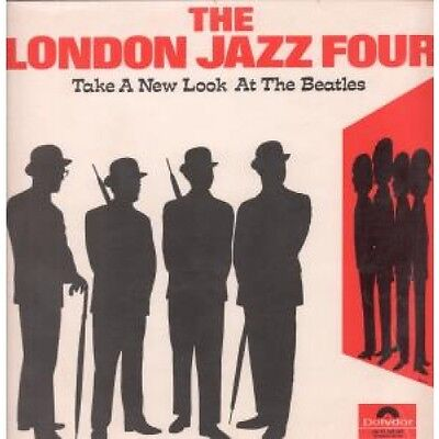 LONDON JAZZ FOUR Take A New Look At The Beatles LP VINYL UK Polydor 11 Track