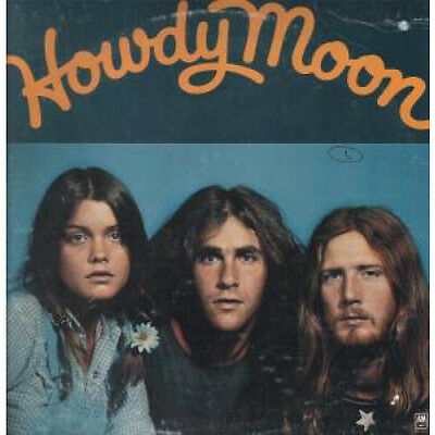 HOWDY MOON S/T LP VINYL US A&M 10 Track Promo Sleeve Has Deletion Hole
