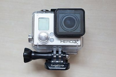 GOPRO HERO 3+ PLUS BLACK EDITION 4K SPORTS ACTION CAMCORDER Excellent Condition