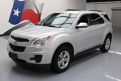 2011 Chevrolet Equinox  2011 CHEVY EQUINOX LT CRUISE CONTROL ALLOY WHEELS 78K #220630 Texas Direct Auto