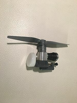 COX 049 GAS ENGINE e Serbatoio ATTACK COBRA  SKY JUMPER COMANCHE no wen mac