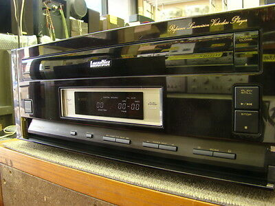 PIONEER LD-X1 Reference Laserdisc Player ELITE LD-S2 100V NTSC JAPAN EX RARE