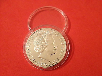 2014 ROYAL MINT BRITANNIA MULE ERROR £2 1oz SILVER COIN