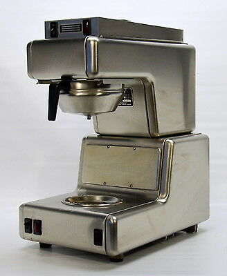 Bunn Omatic OT Commercial Coffee Brewer 12-Cup Automatic Maker 2/Warmers O-Matic