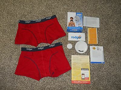 Rodger Wireless Bedwetting Alarm System w/ Extra Pants - FREE SHIPPING !!