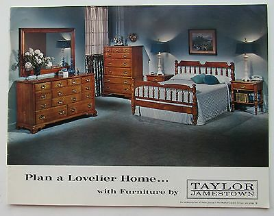Catalog For  Furniture By Taylor Jamestown