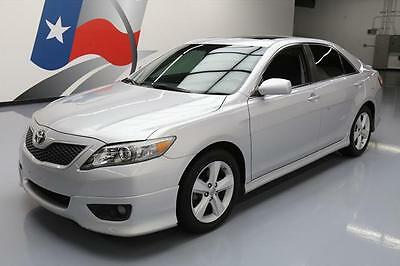 2011 Toyota Camry  2011 TOYOTA CAMRY SE AUTO CUISE CTRL ALLOYS 43K MILES #214764 Texas Direct Auto