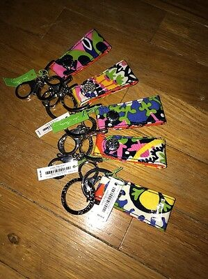 NWT Vera Bradley Rio Loop Keychain!  BRAND NEW with Tags!