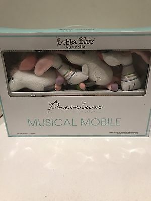Bubba Blue Musical Mobile Brand New