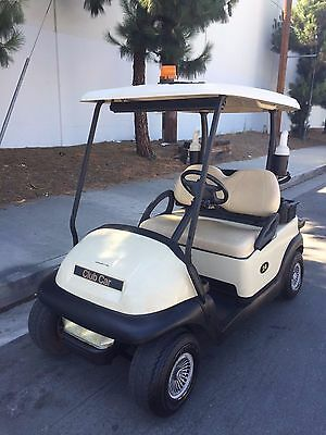 2006 Club Car Precedent Golf Cart Electric 48V with charger NO RESERVE!