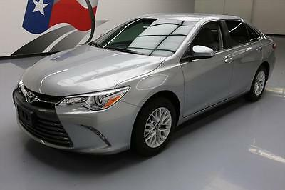2017 Toyota Camry  2017 TOYOTA CAMRY LE CRUISE CTRL REAR CAM ALLOYS 11K MI #617173 Texas Direct