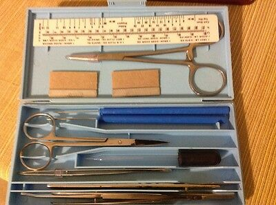 Hamilton Bell Co Dissection Kit