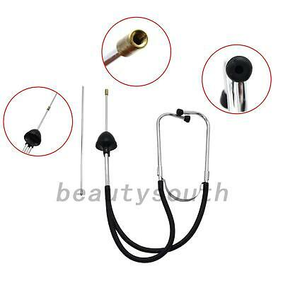 Hot Auto Mechanics Stethoscope Car Engine Block Diagnostic Automotive Tool New