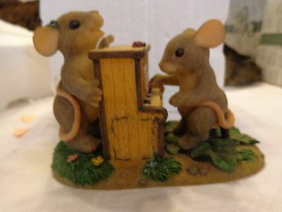 """Charming Tails """"We Make Beautiful Music Together"""" SIGNED Dean Griff"""