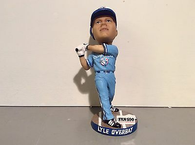Toronto Blue Jays Lyle Overbay - Bobblehead (limited)