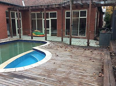 Pool Fence Glass Panels With Brackets At 2 Glass Pane Gates, 18Cp
