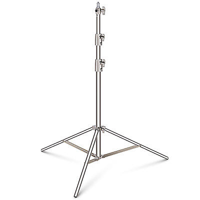 """Neewer Heavy Duty 39-114"""" Adjustable Light Stand with Universal Adapter"""