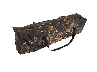 Realtree Camo Decoy Bag Hold all Pigeon Shooting Decoying Carry Your Decoys Kit