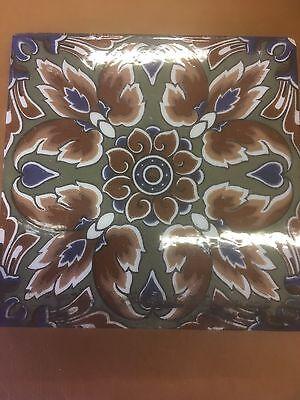 Original Antique Fireplace Tile