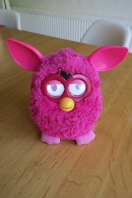 Official HASBRO 2012 Pink FURBY iPhone Andriod APP INTERACTIVE ELECTRONIC PET