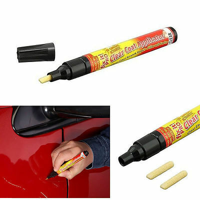Car Auto Scratch Remover Touch Up Pen Clear Coat Lacquer Repair Tool Body Paint