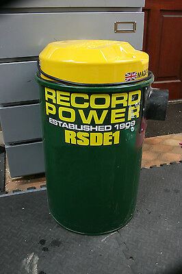 Dust Extractor - Record Power RSDE 1