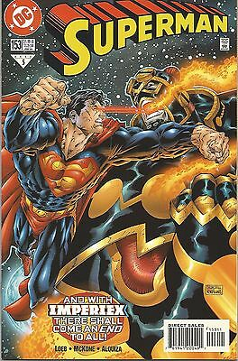 SUPERMAN #153 Back issue (S)