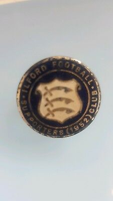 Ilford 1952 Supporters Club Football Badge
