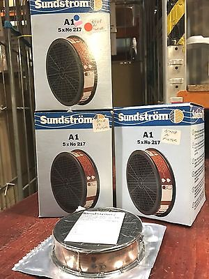 Sundstrom SR 217 A1 Gas Filter 165400