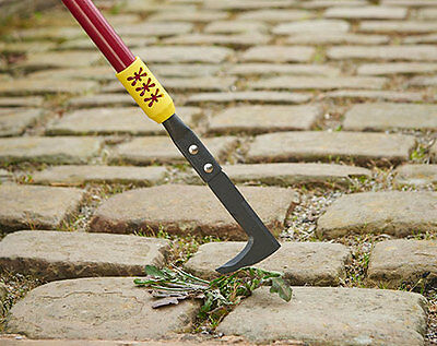 TELESCOPIC WEEDER WITH CUSHION-GRIP HANDLE - EXTENDS FROM 74-105cm - BRAND NEW