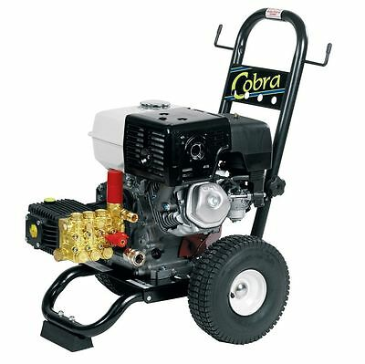 Corba Gx160 - Petrol Pressure Washer (No Electricity Required) - 1 Week Hire