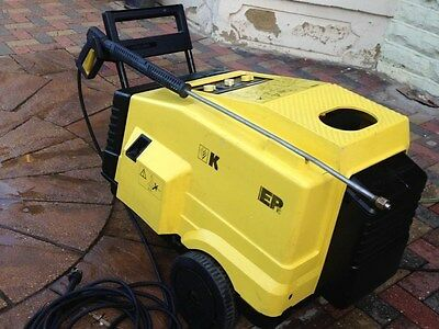 Karcher HDS 555 - Diesel Pressure Washer  - 1 Week Hire